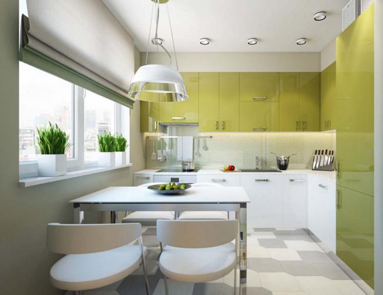- Deco petite cuisine appartement ...