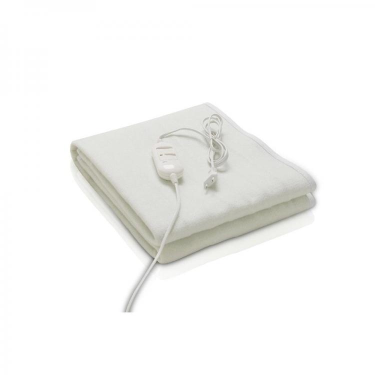 Електрическо одеяло SAPIR SP 8510 AS, 60W, 150x80 см, Защита против прегряване