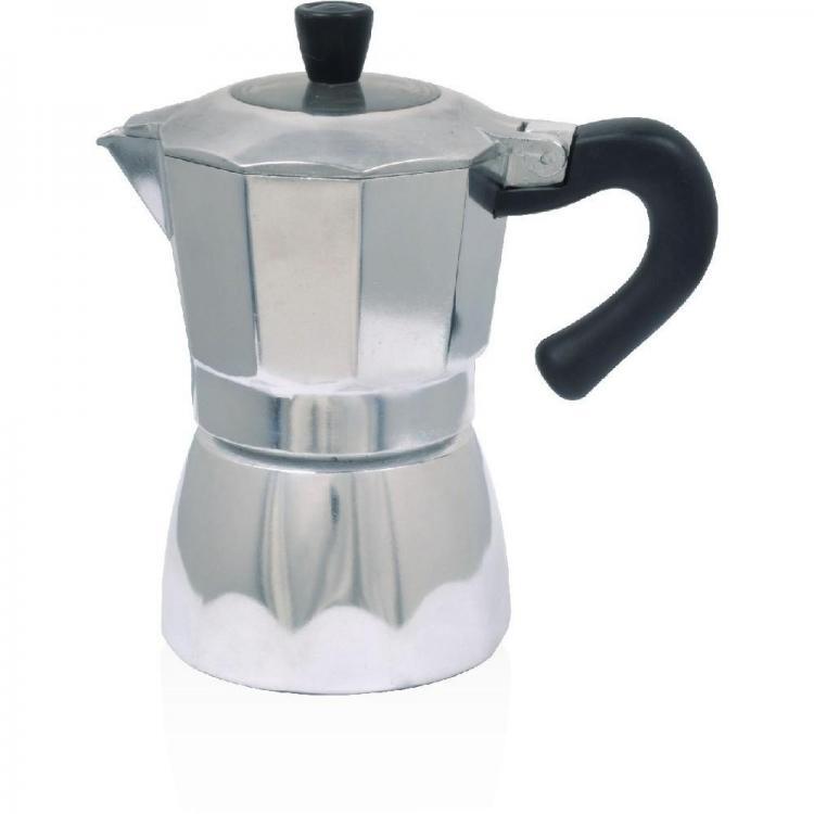 Кубинска кафеварка SAPIR SP 1173 E6, Вместимост: 6 чаши