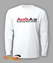 Блуза с дълъг ръкав Ауди А3 (Audi А3)