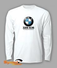 Блуза с дълъг ръкав БМВ (BMW 320i e36)