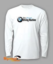 Блуза с дълъг ръкав БМВ (BMW)