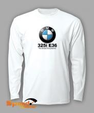 Блуза с дълъг ръкав БМВ (BMW 325i e36)