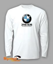 Блуза с дълъг ръкав БМВ (BMW 316i e36)