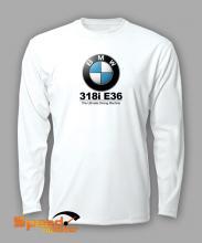 Блуза с дълъг ръкав БМВ (BMW 318i e36)
