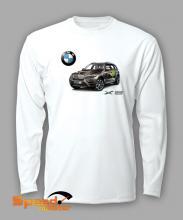 Блуза с дълъг ръкав БМВ (BMW X5)