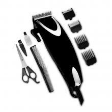 Машинка за подстригване SAPIR SP 1810 U, 9W, Черен/Сребрист