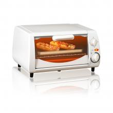 Тостер за сандвичи - фурна SAPIR SP 1441 NW, 600W, 10 литра, Таймер, бяла