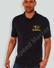 Поло риза с емблема Subaru