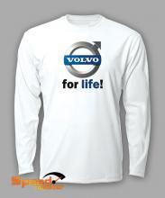 Блуза с дълъг ръкав Волво (Volvo for life)