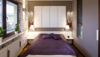 Принципи при обзавеждането на малка спалня
