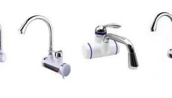 Защо да изберем нагревателен смесител за вода